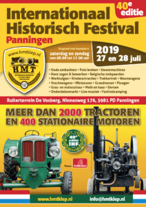 IHF 2019 poster