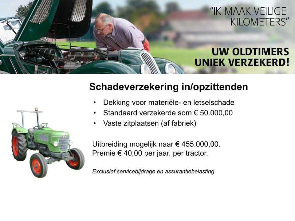 Oldtimer tractoren verzekering en kentekening pagina 10