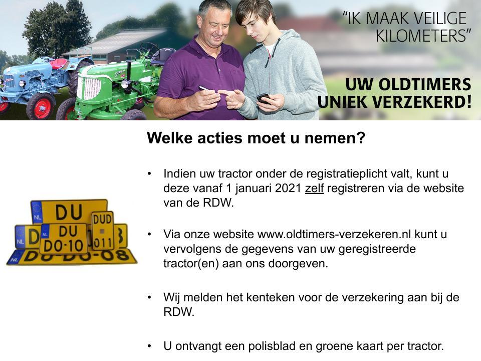 Oldtimer tractoren verzekering en kentekening pagina 12