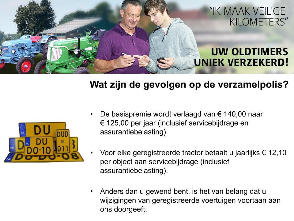 Oldtimer tractoren verzekering en kentekening pagina 13