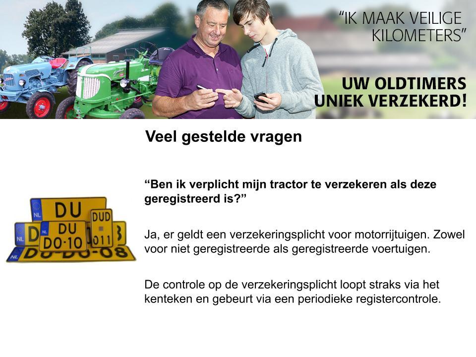 Oldtimer tractoren verzekering en kentekening pagina 14