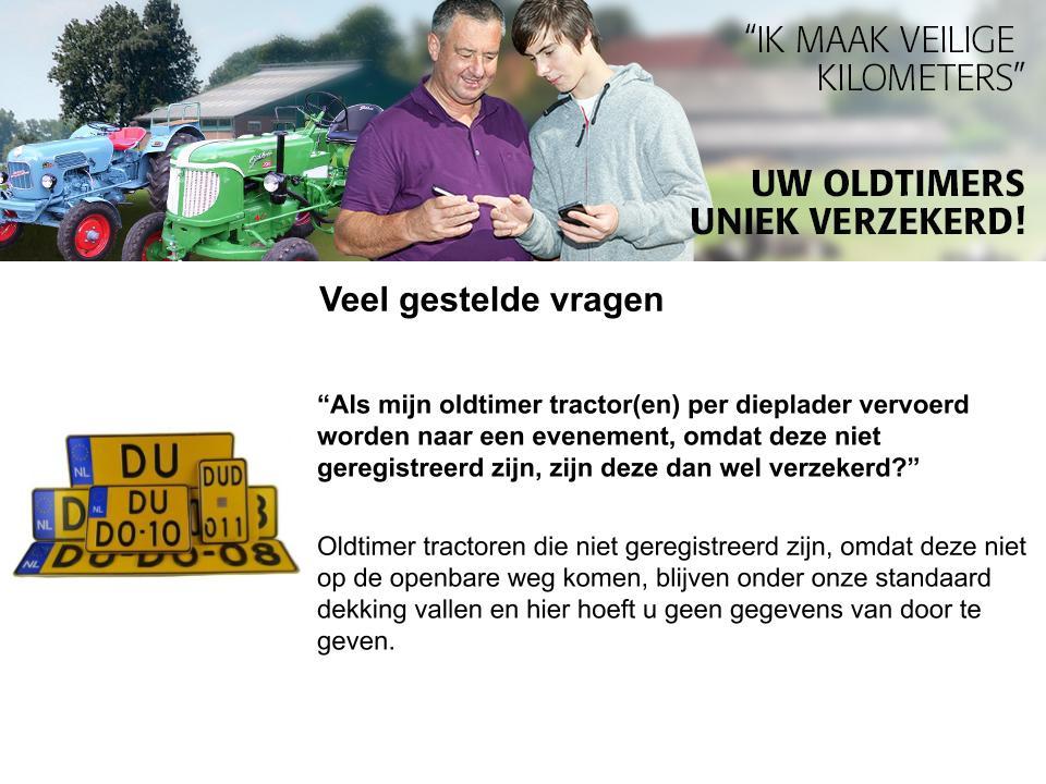 Oldtimer tractoren verzekering en kentekening pagina 16