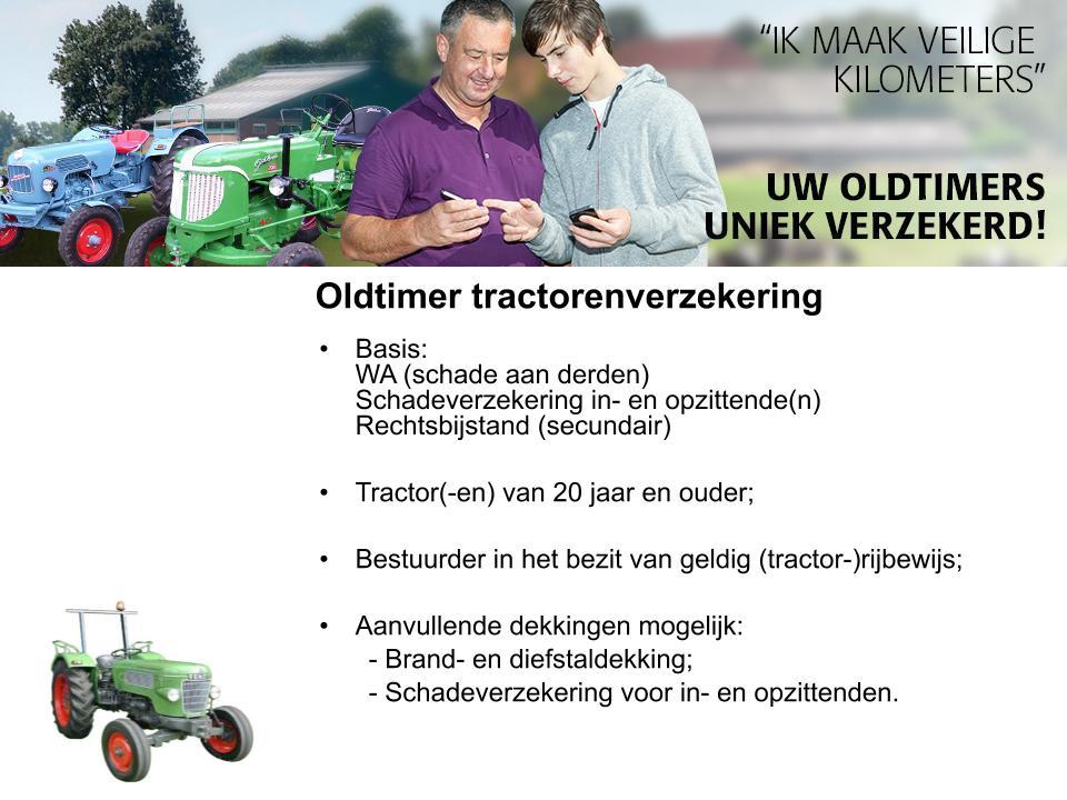 Oldtimer tractoren verzekering en kentekening pagina 6