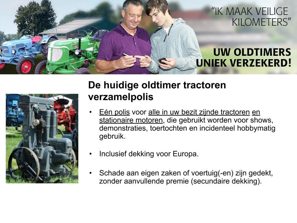 Oldtimer tractoren verzekering en kentekening pagina 7
