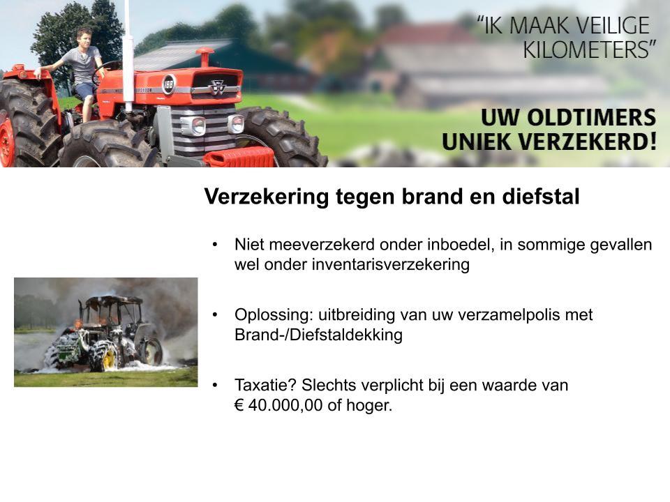 Oldtimer tractoren verzekering en kentekening pagina 8