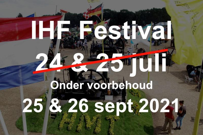 IHF Festival 2021 sept onder voorbehoud