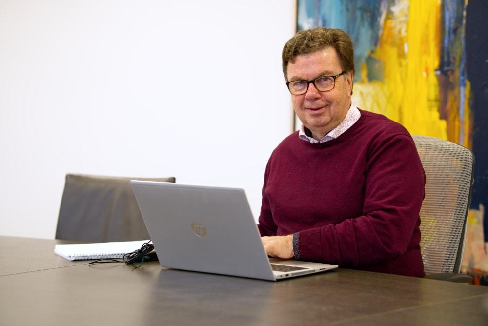 Gerard van VLH Administraties